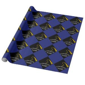 2020 graduation wrapping paper