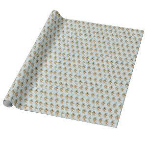 Angel Wrapping Paper
