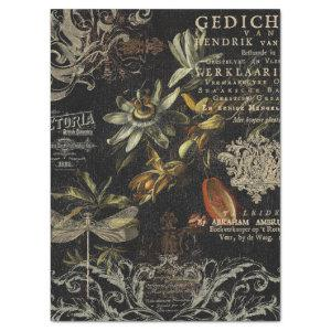 APOTHECARY PASSIONFLOWERS TISSUE PAPER