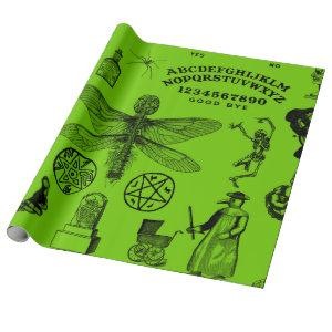Apothecary Wrapping Paper