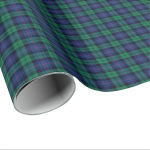 Armstrong Clan Tartan Wrapping Paper