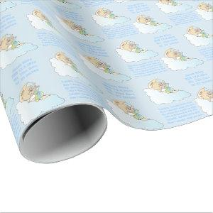 Baby Boy Twinkle, Twinkle Little Star Wrapping Paper