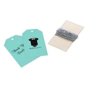 BABY Little Man Tuxedo Shower Sprinkle Party Gift Tags
