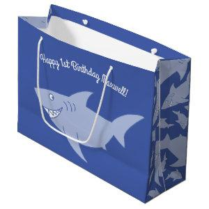 Baby Shark 1st Birthday Gift Bag