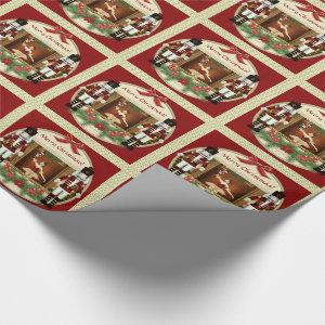 Ballerina Nutcracker Holiday Gift Wrap