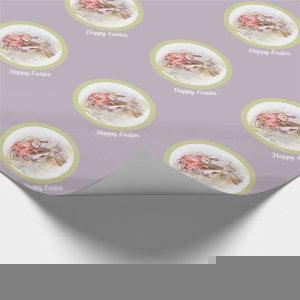 "Beatrix Potter Rabbit Wrapping Paper, 30"" x 6' Wrapping Paper"