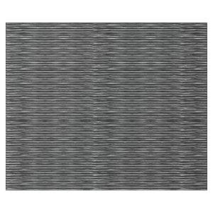 Black and White Scratch Lines Wrapping Paper