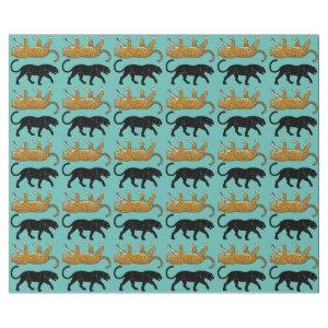 black panther wrapping paper