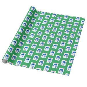 Boy babyShark wrapping paper