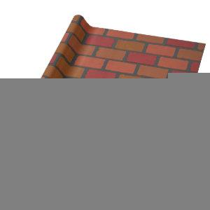 Brick wall texture wrapping paper