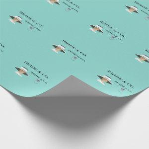 BRIDE & CO Bride To Be Personalize Party Shower Wrapping Paper
