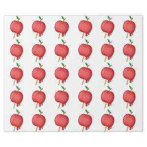 Candy Apple Wrapping Paper