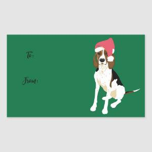 Carson Holiday Gift Tags Stickers