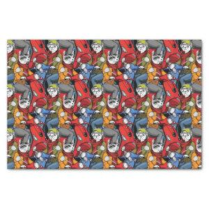 Cats & Dogs Scooter Pattern Tissue Paper
