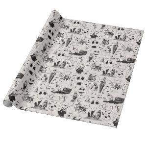 Celebrate Spooky - Pattern Wrapping Paper