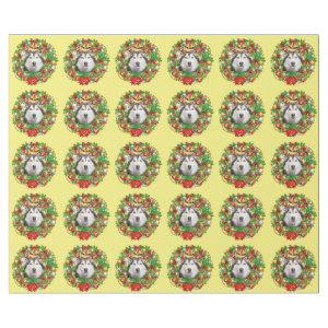 Christmas Wrapping Paper YOUR PHOTO dog cat kids