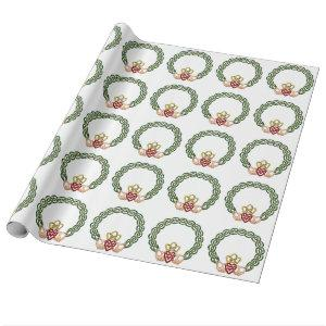 Claddagh Wrapping Paper