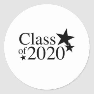 Class of 2020 Stickers