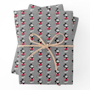 Classic Mickey Mouse | A True Original Wrapping Paper Sheets