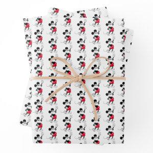 Classic Mickey Mouse | Cool Beyond Years Wrapping Paper Sheets