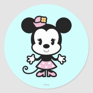 Classic Minnie | Cartoon Classic Round Sticker