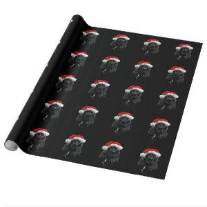 Cocker Spaniel Christmas Wrapping Paper