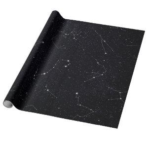 Constellations Gift Wrapping Paper