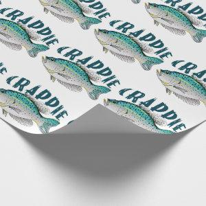 Crappie Wrapping Paper