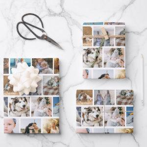 Create Your Own Custom Photo Grid  Sheets