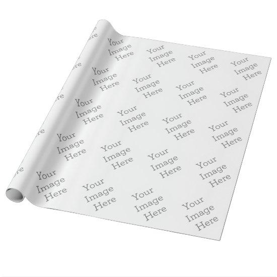 Create Your Own Tile Pattern Wrapping Paper