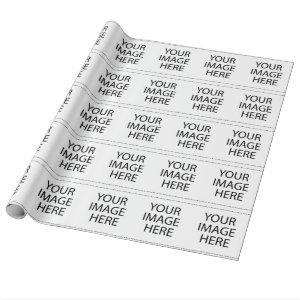 Create Your Own! Wrapping Paper