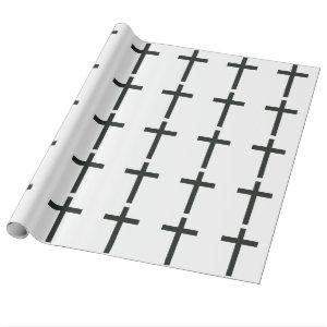 Cross Wrapping Paper