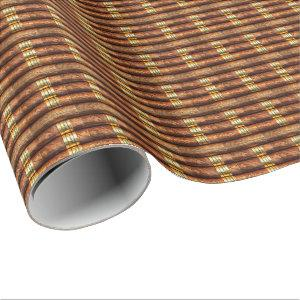 Cuban Cigars Habana Wrapping Paper
