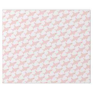 Cute Pink Shark Wrapping Paper