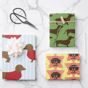 Dachshund Puppy Dog Lovers - Doxie  Sheets