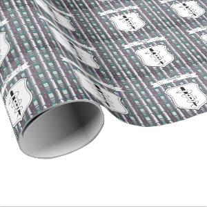 Dental Graduate Party Supplies Decor Custom Wrapping Paper