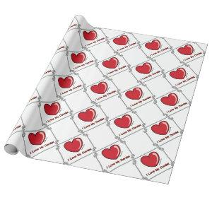 Dentist Wrapping Paper