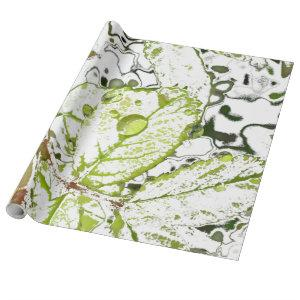 Dew Drop Wrapping Paper