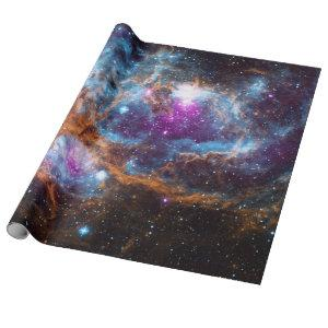 Diffuse Nebula Wrapping Paper