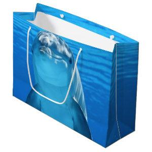 Dolphin Large Gift Bag