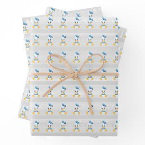 Donald Duck | Baby Donald Wrapping Paper Sheets