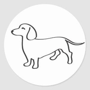 Doxie Stickers