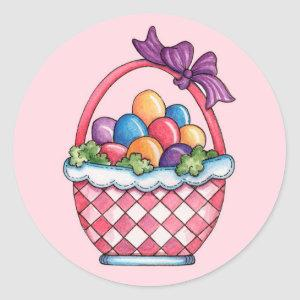 Easter Basket - Stickers