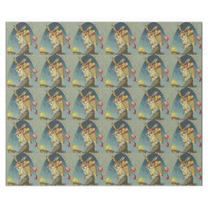 Easter Bunny Colored Egg Sun Wrapping Paper