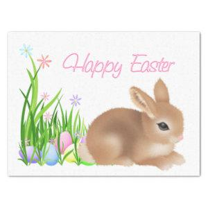 Easter Bunny Holiday tissue paper