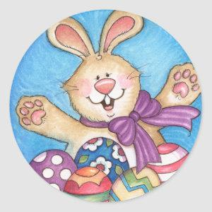 Easter Bunny - Stickers