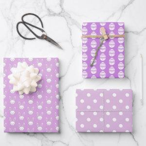 Easter Wrapping Paper Sheets