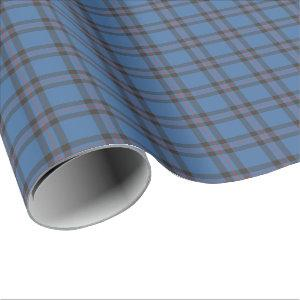 Elliot Clan Tartan Wrapping Paper