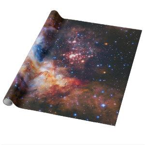 Falln Westerlund Star Field Wrapping Paper
