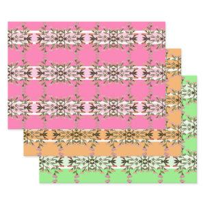 Fancy Drawer Liner Papers Or Sheet Gift Wrap